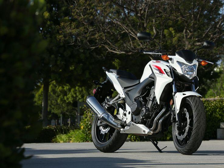 122 1308 2047 O 2013 Honda Cb500f