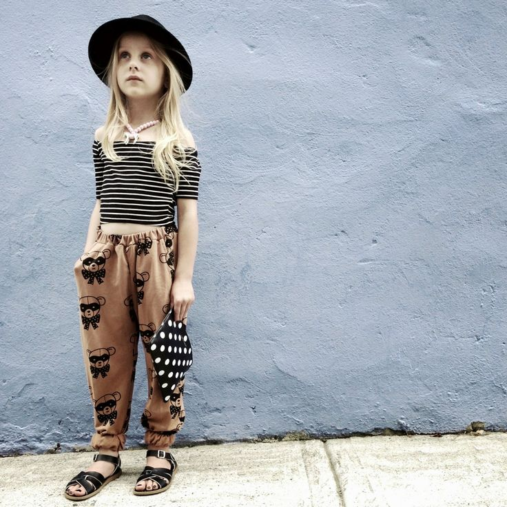 KID: Quinn and Fox - Cool organic kidswear from California