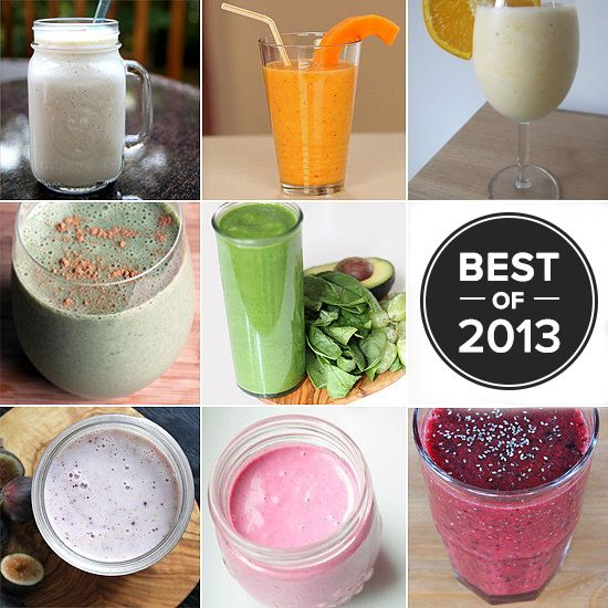 Our Favorite Smoothies We've Made All Year