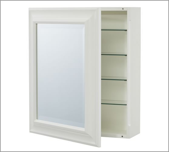 102 best house masterbath images on pinterest shelving for Stand alone medicine cabinet
