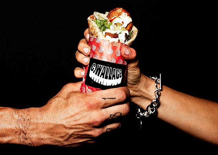 Kebabs with a side of hip hop at Collingwood's Biggie...: Kebabs with a side of hip hop at Collingwood's Biggie Smalls… #BiggieSmalls