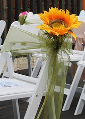 Sunflower wedding   www.gatherd.com.au