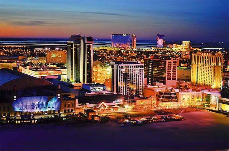 Atlantic City, NJ en New Jersey