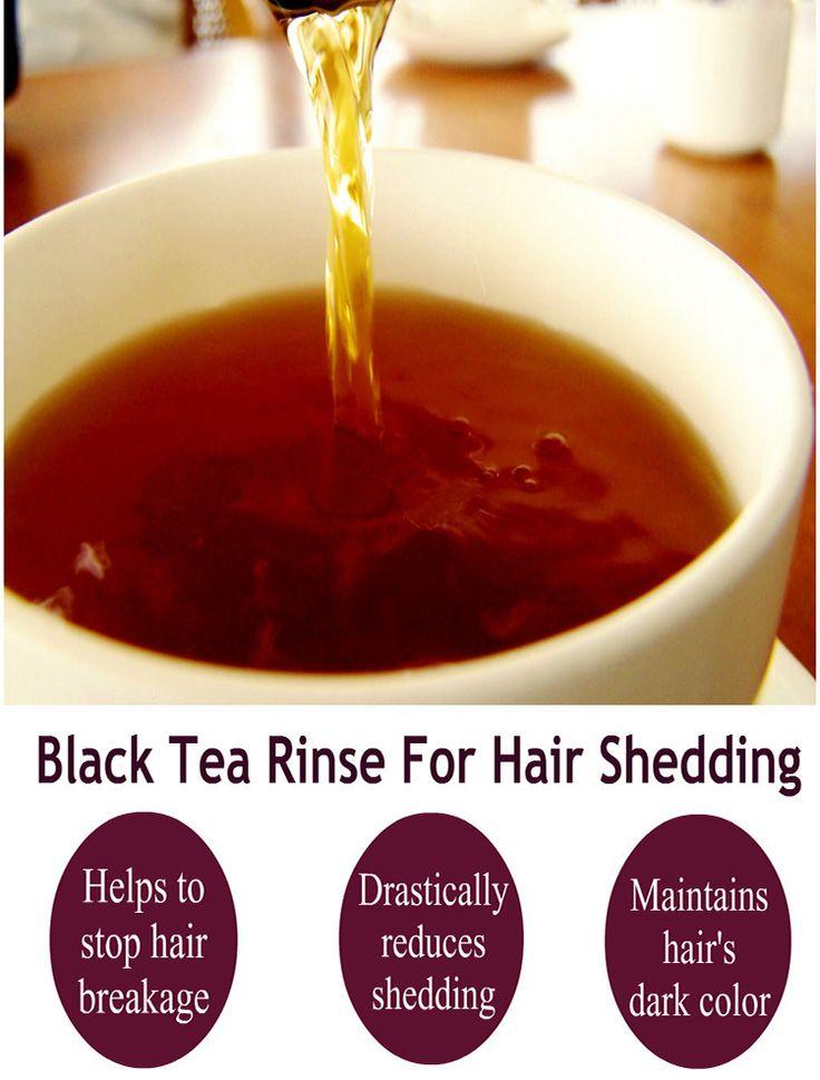 Natural Hair Shedding Remedy