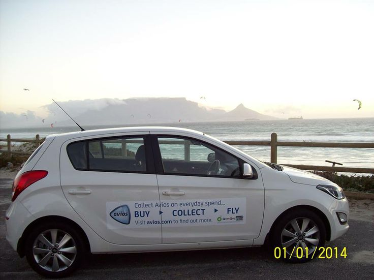 Table Mountain in the background #Buy #Collect #Fly with Avios #CapeTown