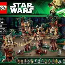 Lego reveals 1,990 piece Lego Ewok Village - Pocket-lint