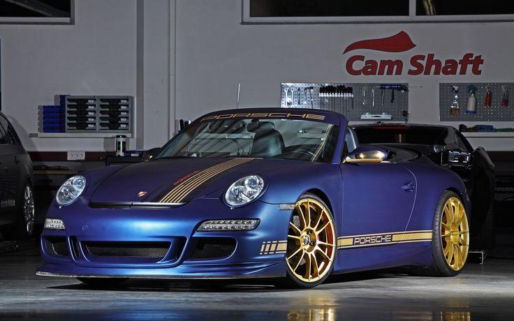 2014 Cam-Shaft Porsche 997 Carrera Cabrio Germany Convertible ...