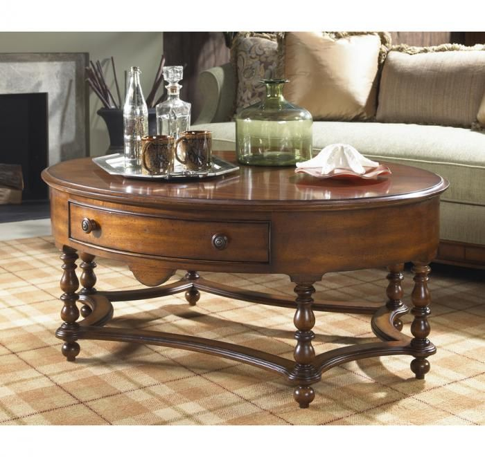 Oval Cocktail Table In 2019 Table Furniture Oval