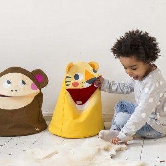 zookids Spielzeugtasche Nilpferd