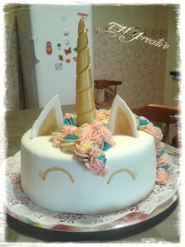 #TMJcreative #birthdaycake #unicorncake #customcake #szülinapitorta