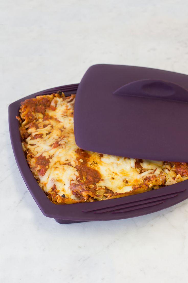 #Epicure Speedy Lasagna #meatless #vegetarian