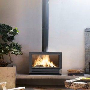 Invicta Preston Wood Burning Stove
