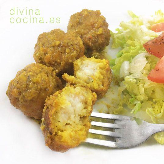 Albóndigas de pescado » Divina CocinaRecetas fáciles, cocina andaluza y del mundo. » Divina Cocina
