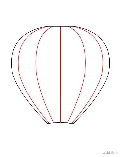 Moldes de globos aerostaticos - Imagui
