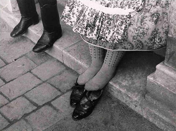 Slippers / Resting, 1936