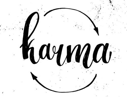 Karma: Die wahre Bedeutung, nicht die Mainstream-Version