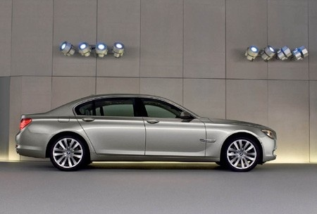 One of the world's most perfectly-proportioned large sedans.  Breathtaking.