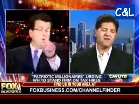 ▶ Millionaire Nick Hanauer and Fox News Neil Cavuto - YouTube