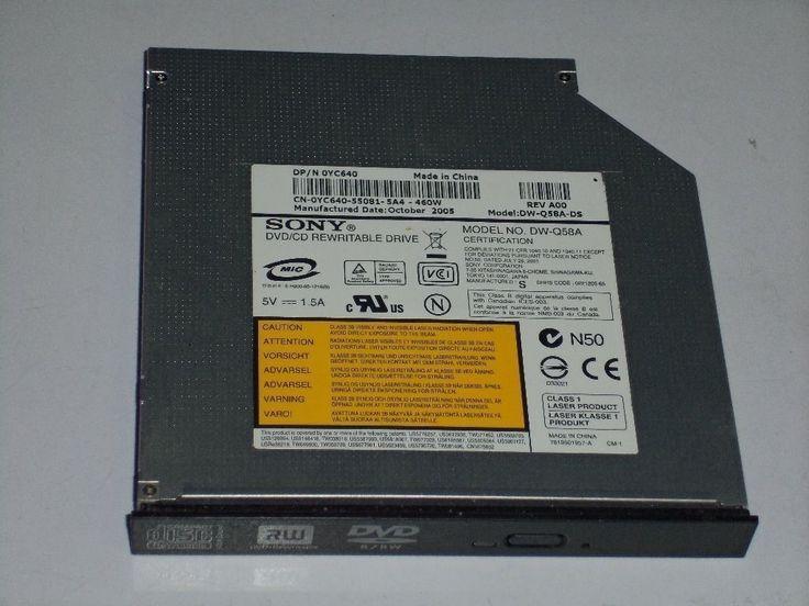 HP Pavilion TX1000 IDE CD-RW DVD±RW Multi Burner Drive 441130-001 GSA-4084N