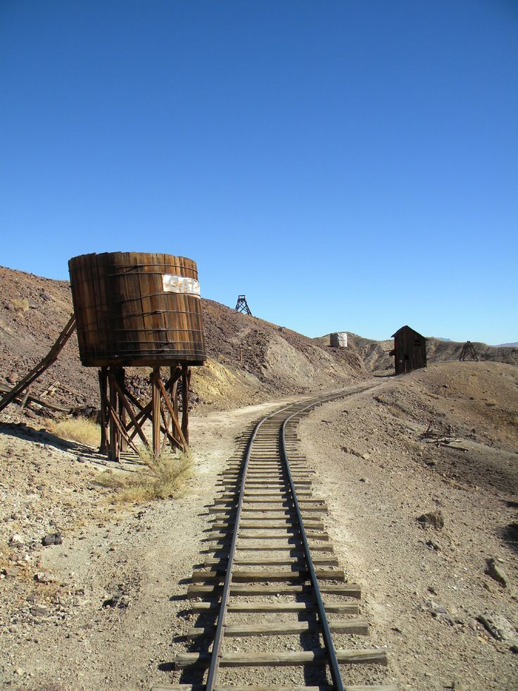 california ghost towns | ... by Daniel F Mitchell » Blog Archive » Calico Ghost Town, California