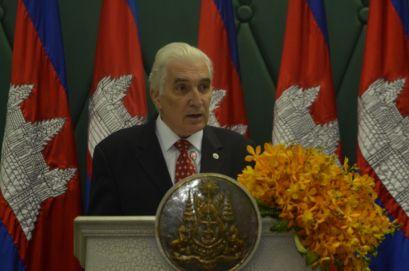 Academician Professor Dr. Mircea Constantinescu-Director of European Tourism Academy