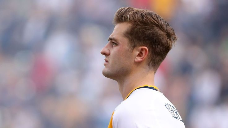 LA Galaxy's Robbie Rogers becomes patron of Leeds' MarchingOut group