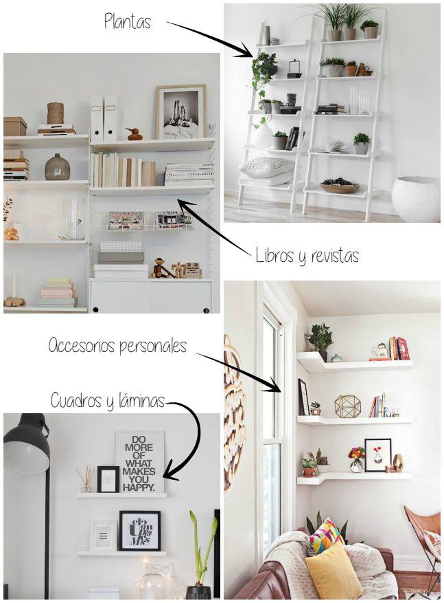 M s de 25 ideas incre bles sobre estantes escalera solo en - Baldas y estanterias ...