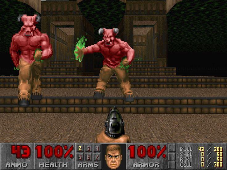 Doom Original - Last Level - XBOX LIVE