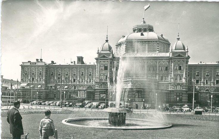 Bijzondere gebouwen Scheveningen (jaartal: 1950 tot 1960) - Foto's SERC