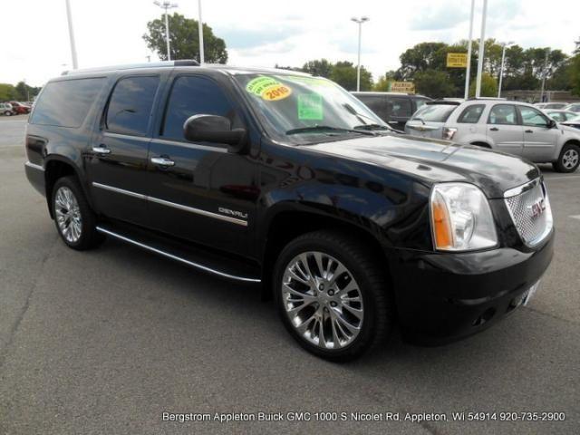 2010 GMC Yukon XL, 150,227 miles, $24,996.