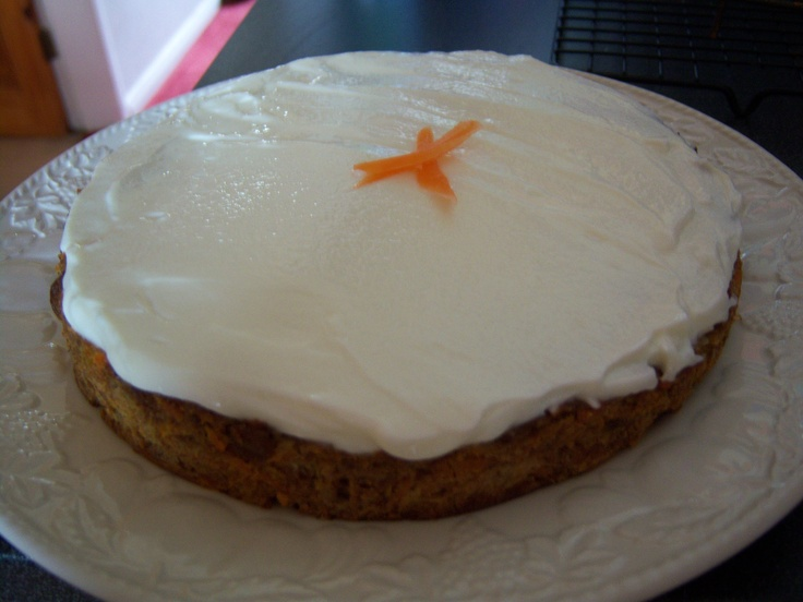 carrot cake...slimming world