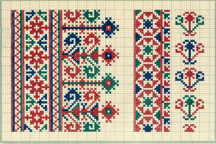 (19) Gallery.ru / Фото #1 - Хорватский орнамент - lenadep