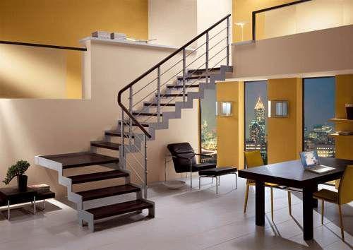 Encontra barandas escaleras acero inoxidable y estructuras for Casa minimalista lima
