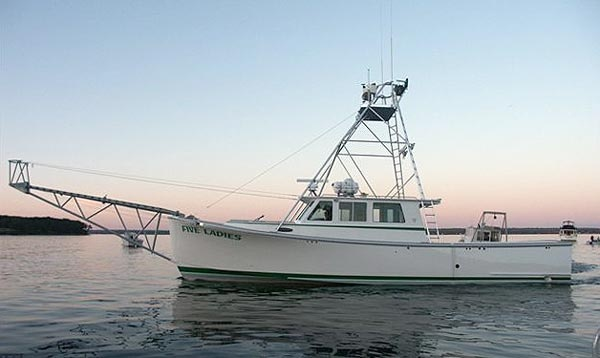 17 best images about down east boats on pinterest for Tuna fishing boats for sale