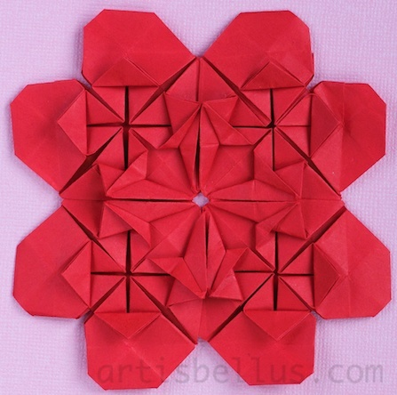 valentines day hearts new origami models httpwww
