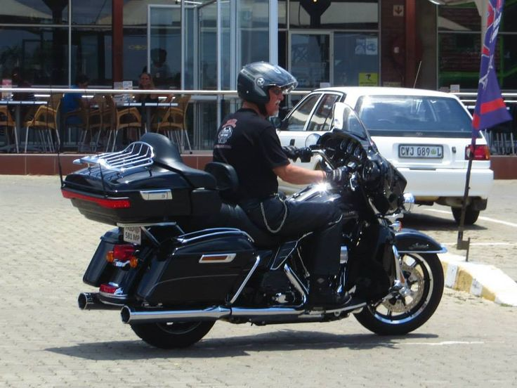 Let's roll, Harley style #B5HD #Hoedspruit