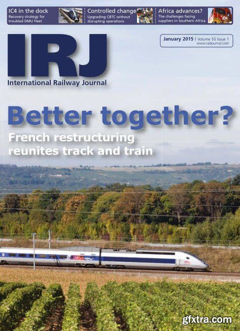 International Railway Journal - January 2015