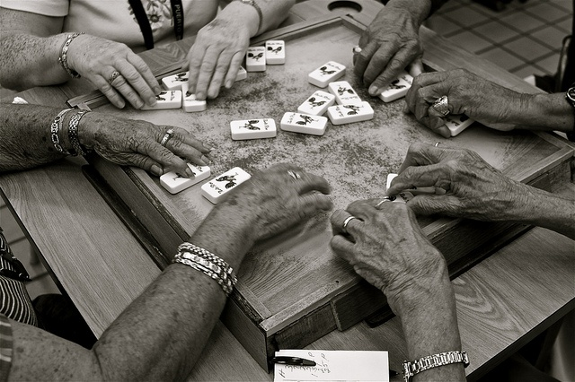 ☀ Puerto Rico ☀ Domino. My papa is president of Camuy's Domino Club. He was so excited to tell me!!! : )