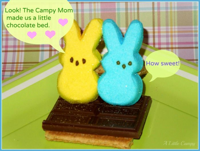 Easter S'more Recipe
