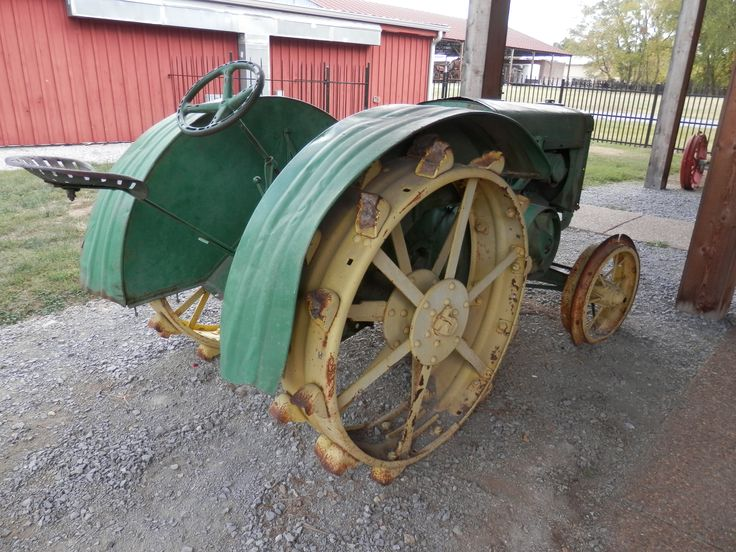 Iron Wheel Tractors : Best images about vintage tractors on pinterest