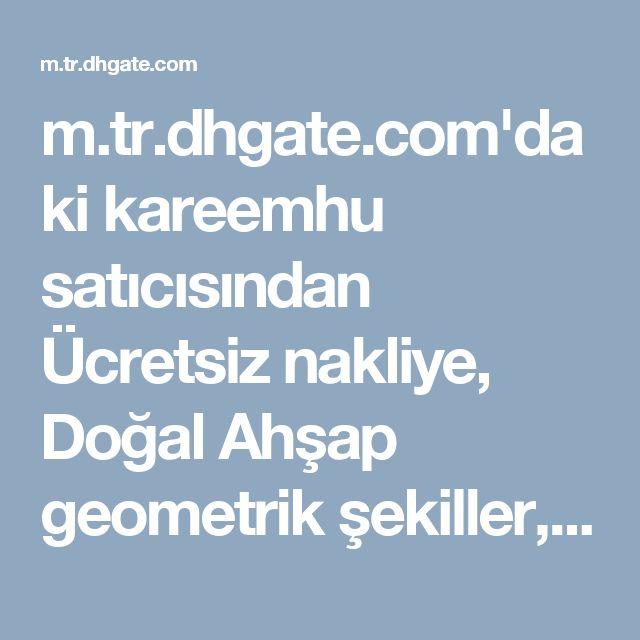 m.tr.dhgate.com'daki kareemhu satıcısından Ücretsiz nakliye, Doğal Ahşap geometrik şekiller, ahşap erken gelişim oyuncakları (bir sette 22 blok) HT162 yapı taşlarını günlükleri, $15.15 | DHgate Mobil