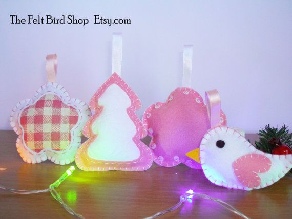 The cutest Christmas Ornaments, visit my Shop!