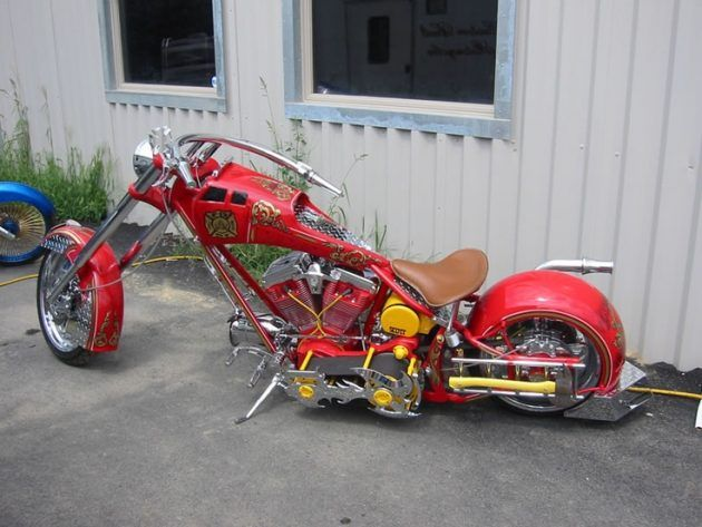 Big Dog Choppers For Sale Near Me