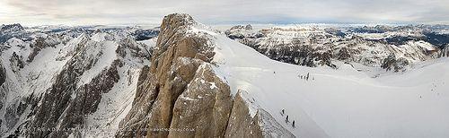 Marmolada summit