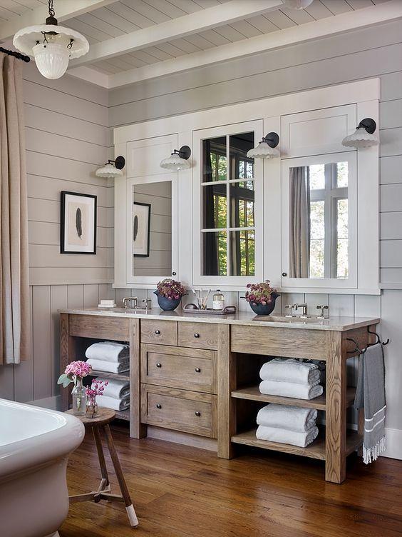Astounding Design Cottage Style Bathroom Bathroom Bathroom Home Interior And Landscaping Mentranervesignezvosmurscom