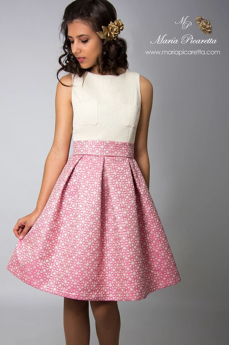 15 best vestidos images on Pinterest | Costumes, Feminine fashion ...
