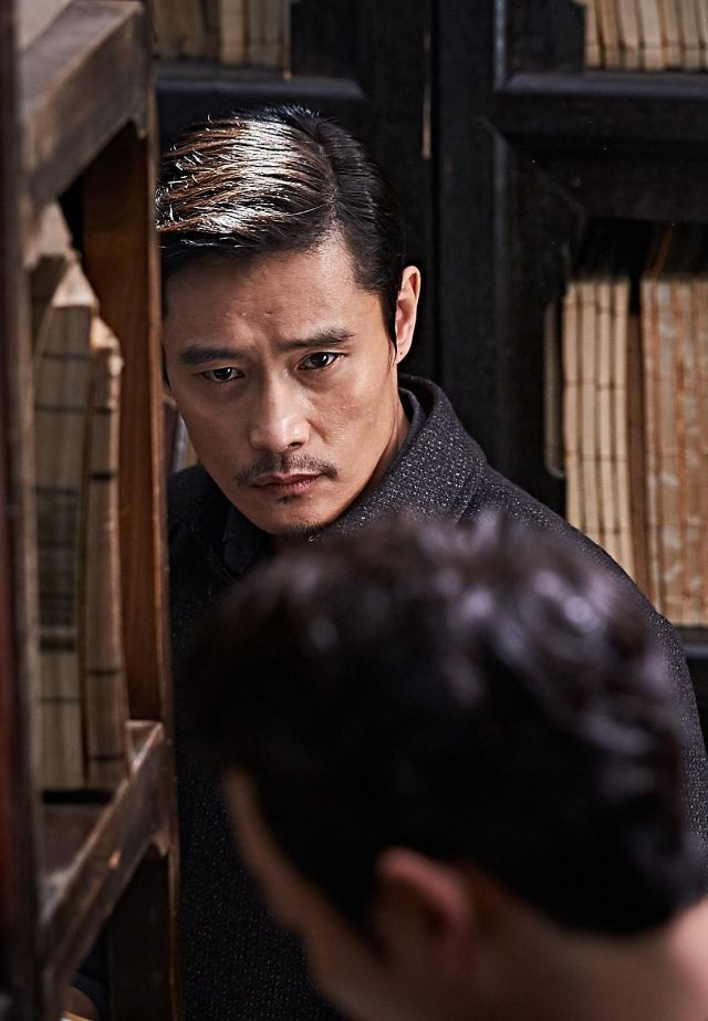 "[Photo] Added new Lee Byung-hun still for the #koreanfilm ""The Age of Shadows"""