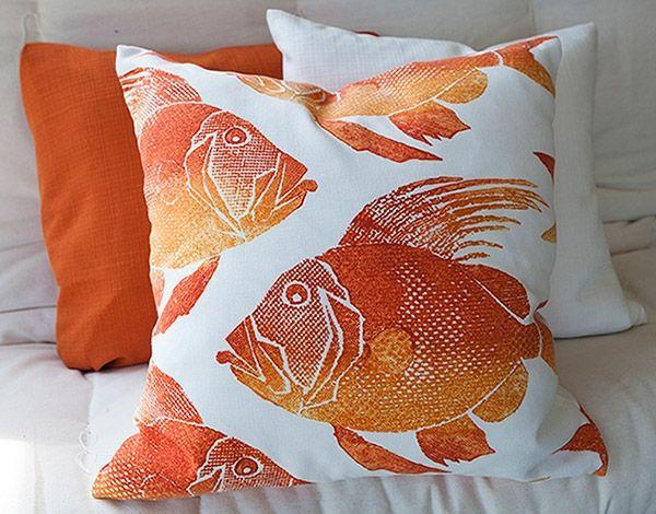 Tropical Futon Covers | Coastal Futon Covers | Nautical Futon Covers | Beach House Decor | Coastal Pillows | Beachy Pillows |