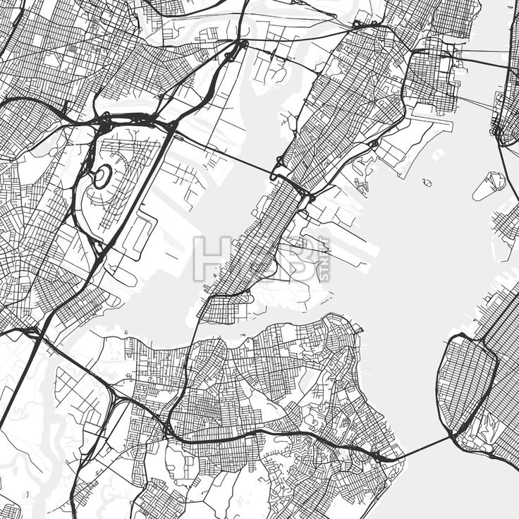 Bayonne downtown and surroundings Map in light shaded version with many details for high zoom levels. This map of Bayonne contains typical landmarks w... ... #map #download #citymap #areamap #usa #background #clean #city #area #modern #landmarks #ui #ux #hebstreit