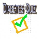 Take this diabetes quiz to see how well you understand diabetes. There are ten questions with answer grid and explanation. You may be surprised at what you don't know about diabetes!